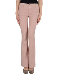 Closed Trousers Casual Trousers Women Skin Color