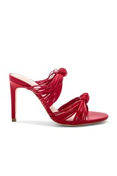 Raye Conquest Mule Red