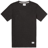 Norse Projects Niels Basic Tee Charcoal Melange