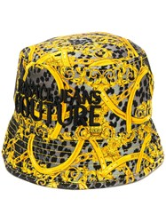 Versace Jeans Couture Mixed Print Bucket Hat 60