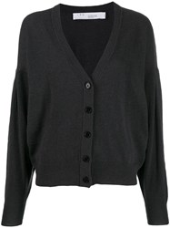 Iro Button Up Cardigan Grey
