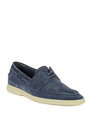 To Boot Sailing Walk Suede Boat Shoes Miner