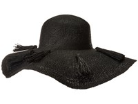 L Space Beach Weekend Hat Black Traditional Hats