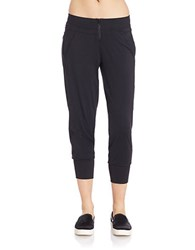 Mpg Drawstring Jogger Pants Black