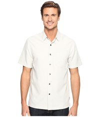 Royal Robbins Desert Pucker S S Sand Dollar Men's Short Sleeve Button Up Multi