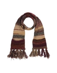Twenty Easy By Kaos Oblong Scarves Maroon