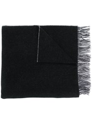 Tom Wood Fringed Scarf 60
