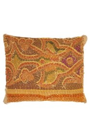 By Walid 18Th Century Tapestry Cushion Cream Multi