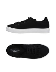Collection Privee Sneakers Black