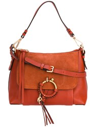 See By Chloe Joan Cross Body Bag Red