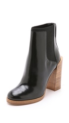 3.1 Phillip Lim Emerson Short Chelsea Booties Black