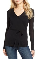 Hinge Women's Wrap Cardigan