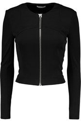 Helmut Lang Stretch Ponte Jacket Black
