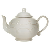 Juliska Berry And Thread Whitewash Teapot
