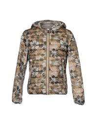 Add Down Jackets Military Green