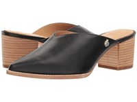 Bill Blass Taj Black Clog Mule Shoes