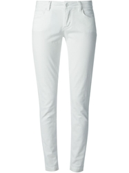 Dolce And Gabbana Skinny Jeans White