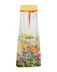 Imperial Star Imperial Dresses Long Dresses Women Yellow