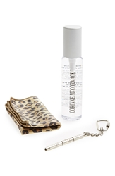 Corinne Mccormack Anti Reflective Lens Cleaning Kit Leopard