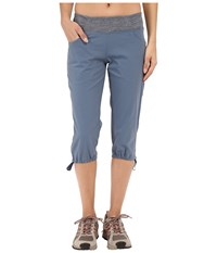 Mountain Hardwear Dynama Capri Mountain Women's Capri Brown