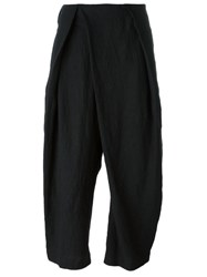 Lost And Found Ria Dunn Pleated Pants Black