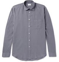 Hartford Paul Cotton Shirt Anthracite