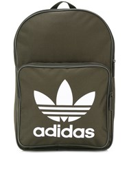 Adidas Classic Trefoil Backpack Green