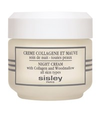 Sisley Night Cream With Collagen And Woodmallow Female