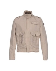 Swiss Chriss Jackets Beige