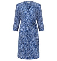 Hobbs Henrietta Dress Blue
