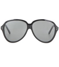 Acne Studios Charge Sunglasses Black