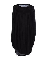 Marios Dresses Short Dresses Women Black