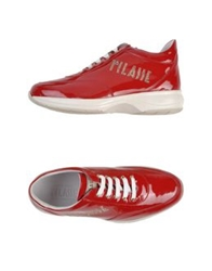 Alviero Martini 1A Classe Low Tops And Trainers Black