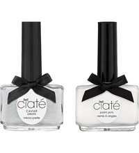 Ciate Caviar Manicuretm Kit White Paint Pot Mother Of Pearl
