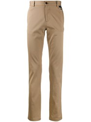 Givenchy Fitted Chinos Neutrals