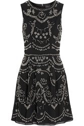 Needle And Thread Embellished Crepe Mini Dress