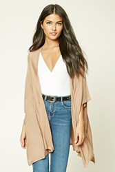 Forever 21 Contemporary Dolman Cardigan
