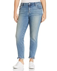 Lucky Brand Plus Ginger Skinny Jeans In Thoreau