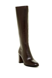 Tahari Pepita High Heel Boot Brown