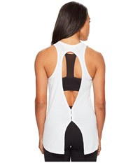 The North Face Burn It Tank Top Tnf Black Boho All Over Print Women's Sleeveless White