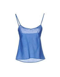 Cacharel Tops Blue