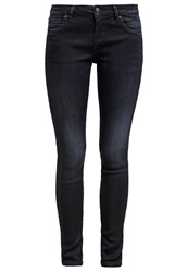Ltb Dora Slim Fit Jeans Latonya Blue Black Denim