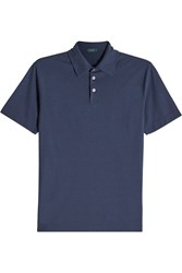 Zanone Cotton Polo Shirt