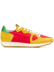 Philippe Model Monaco Sneakers Yellow