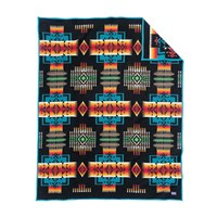 Pendleton Chief Joseph Blanket Black