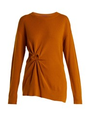 Sies Marjan Brynn Cashmere Sweater Dark Orange