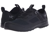 Arc'teryx Arakys Approach Shoe Black Black Men's Shoes