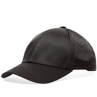 Acne Studios Camp Bomber Cap Black