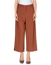 Vicolo Trousers Casual Trousers Women Cocoa