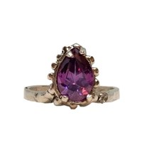 Sweet Emily Pear Shape Ring